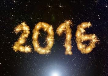 Фейерверк новый год 2016