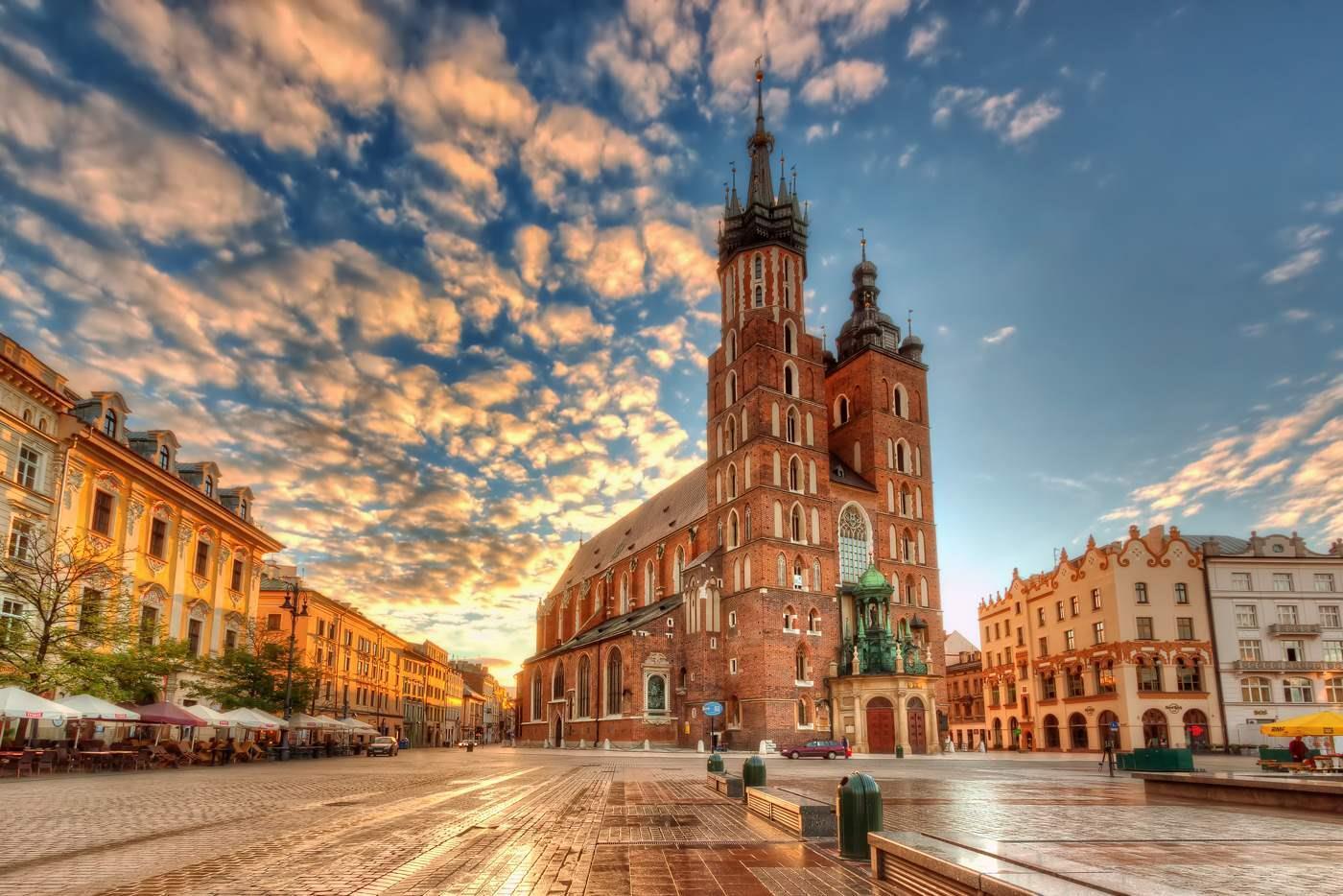 Туристическое страхование в Польшу