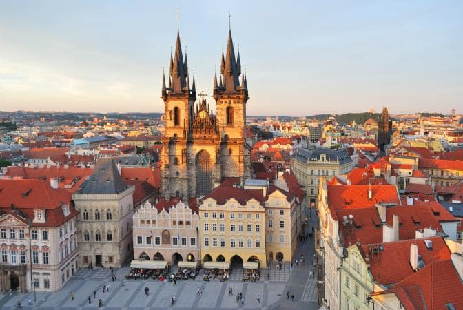 Страховка для візи в Чехію