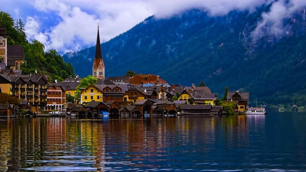Туристична страховка в Австрію