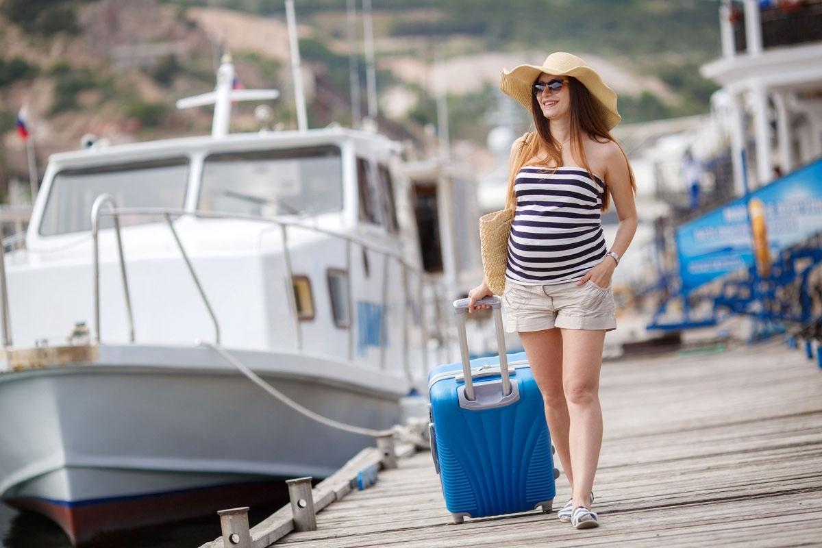 Страховка закордон для вагітних