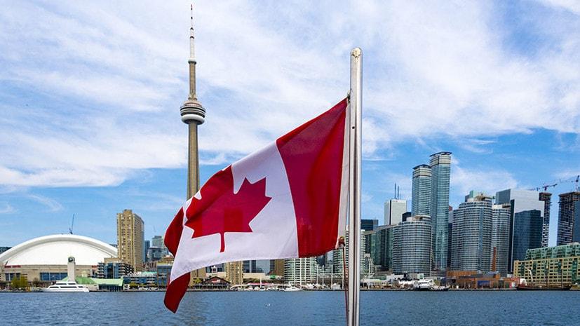 Туристическая страховка в Канаду