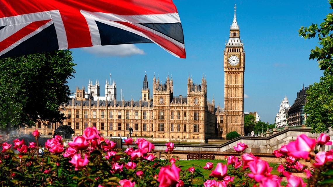 Туристична страховка в Англію