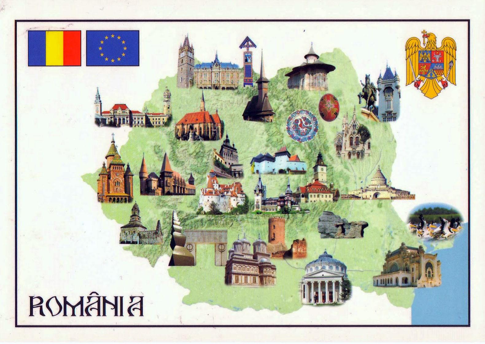 Зелена карта в Румунію