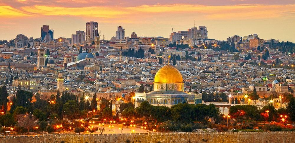 Страховка для визы в Израиль