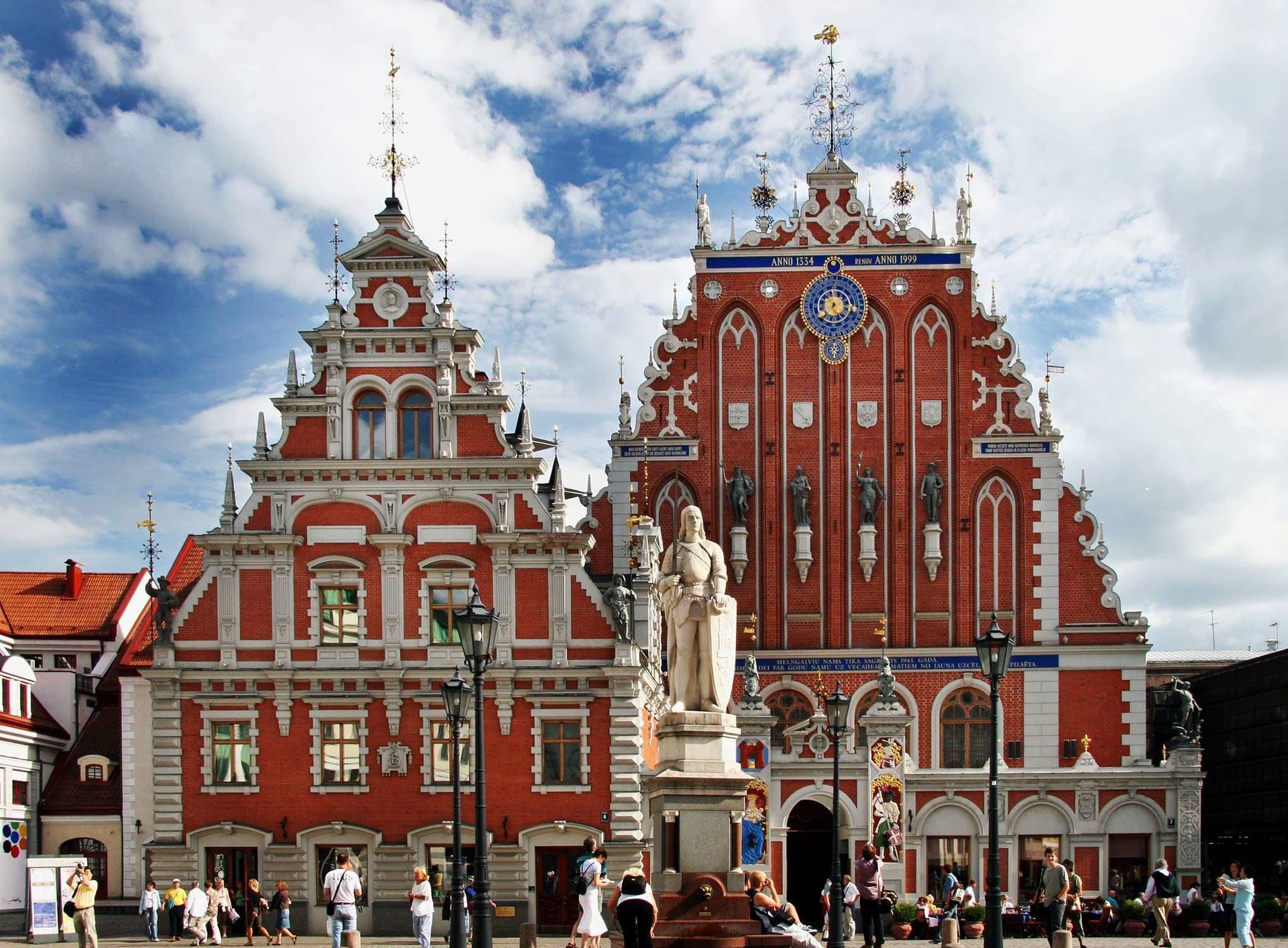 Туристическая страховка в Латвию