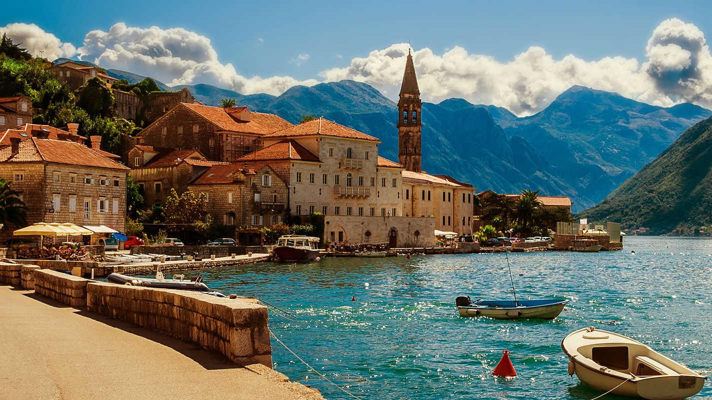 Туристическая страховка в Черногорию