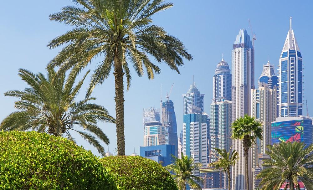 Туристична страховка в ОАЕ