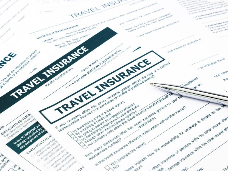 Туристическая страховка бумаги договор